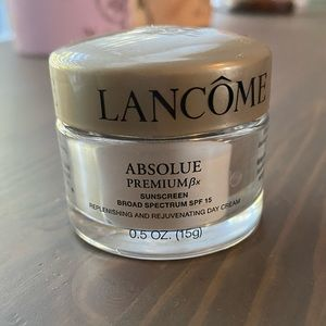 Lancome Absolue Day Cream